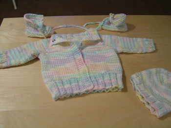 Co-worker Baby Set #1