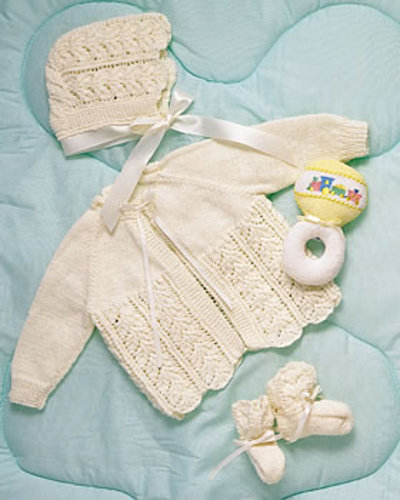 Layette_sweater_bonnet_pic